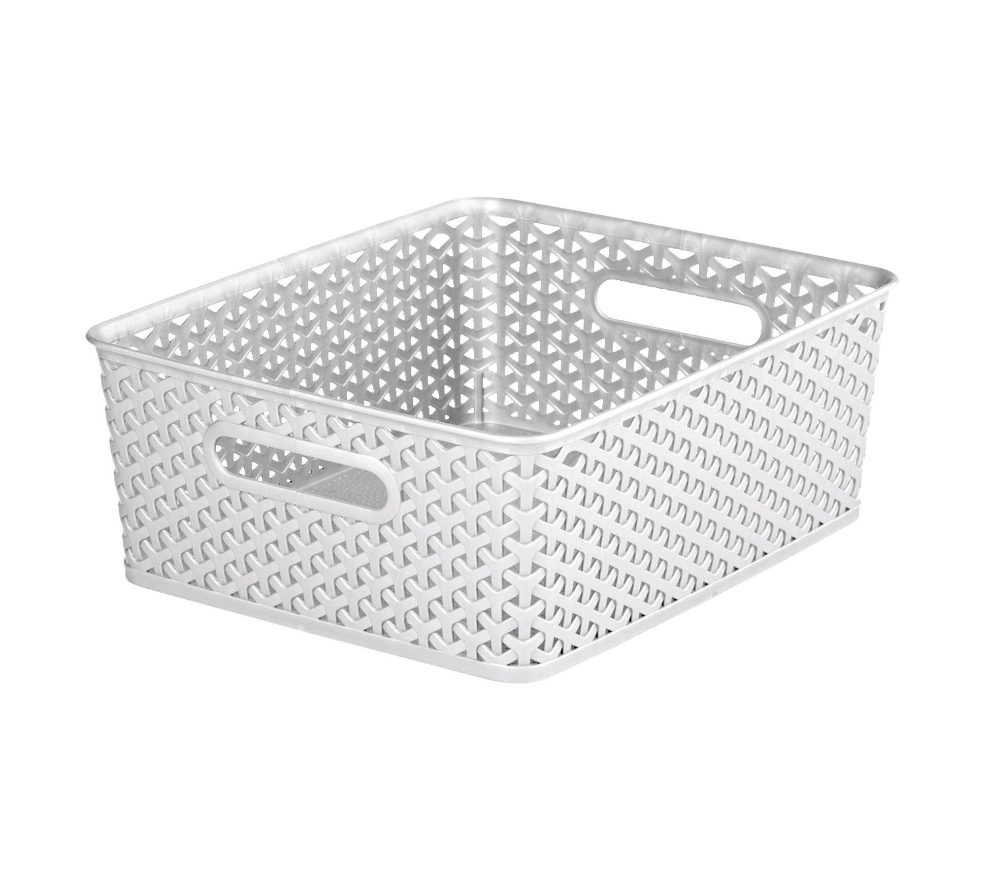 CLOCOR Square Storage Baskets,Storage Bins,Canvas Nursery Boxes,Collapsible Playroom Decor for Laundry,Shelves,Gift Basket,Home Organization Black dot
