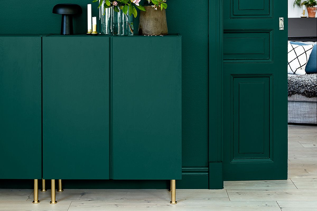 Ikea Sektion Credenza : Ikea upgrade the semihandmade kitchen remodel remodelista