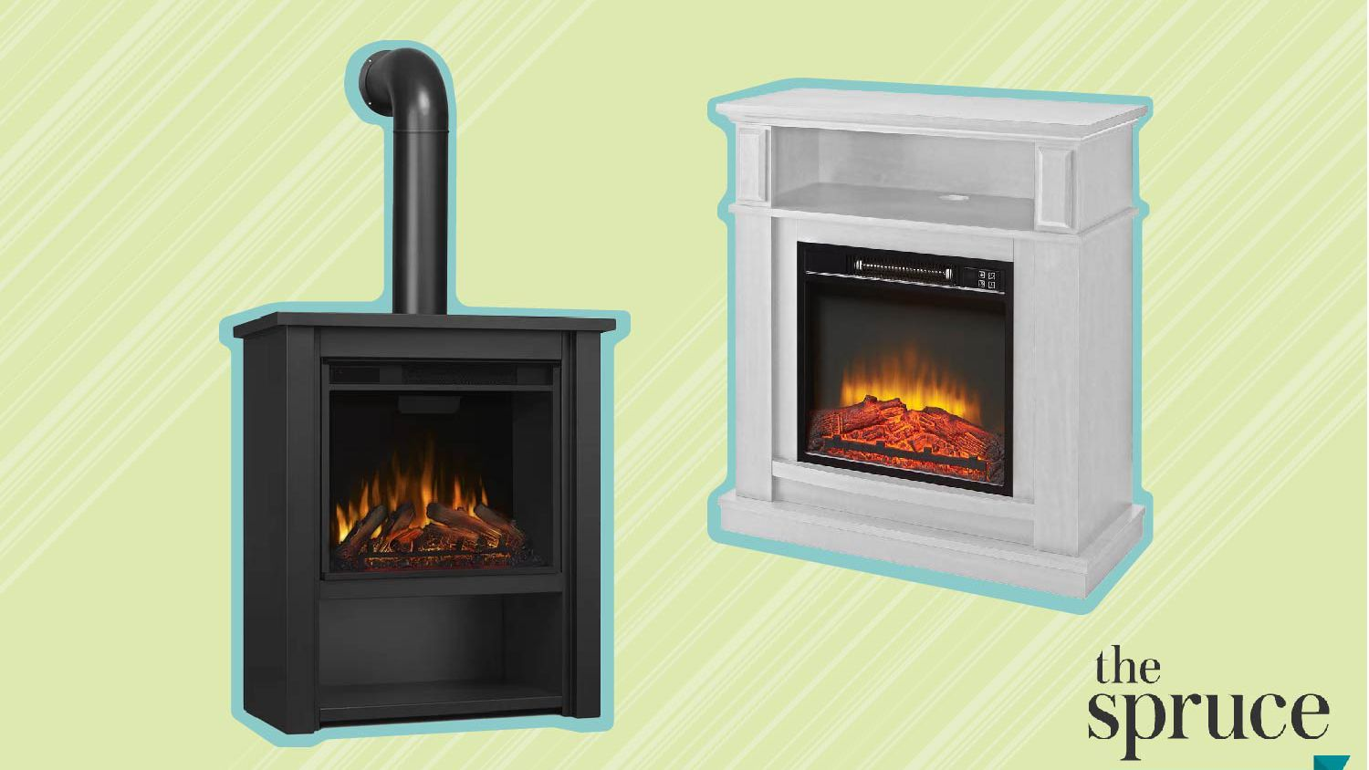 The 8 Best Electric Fireplace Heaters, Cost To Repair Electric Fireplace