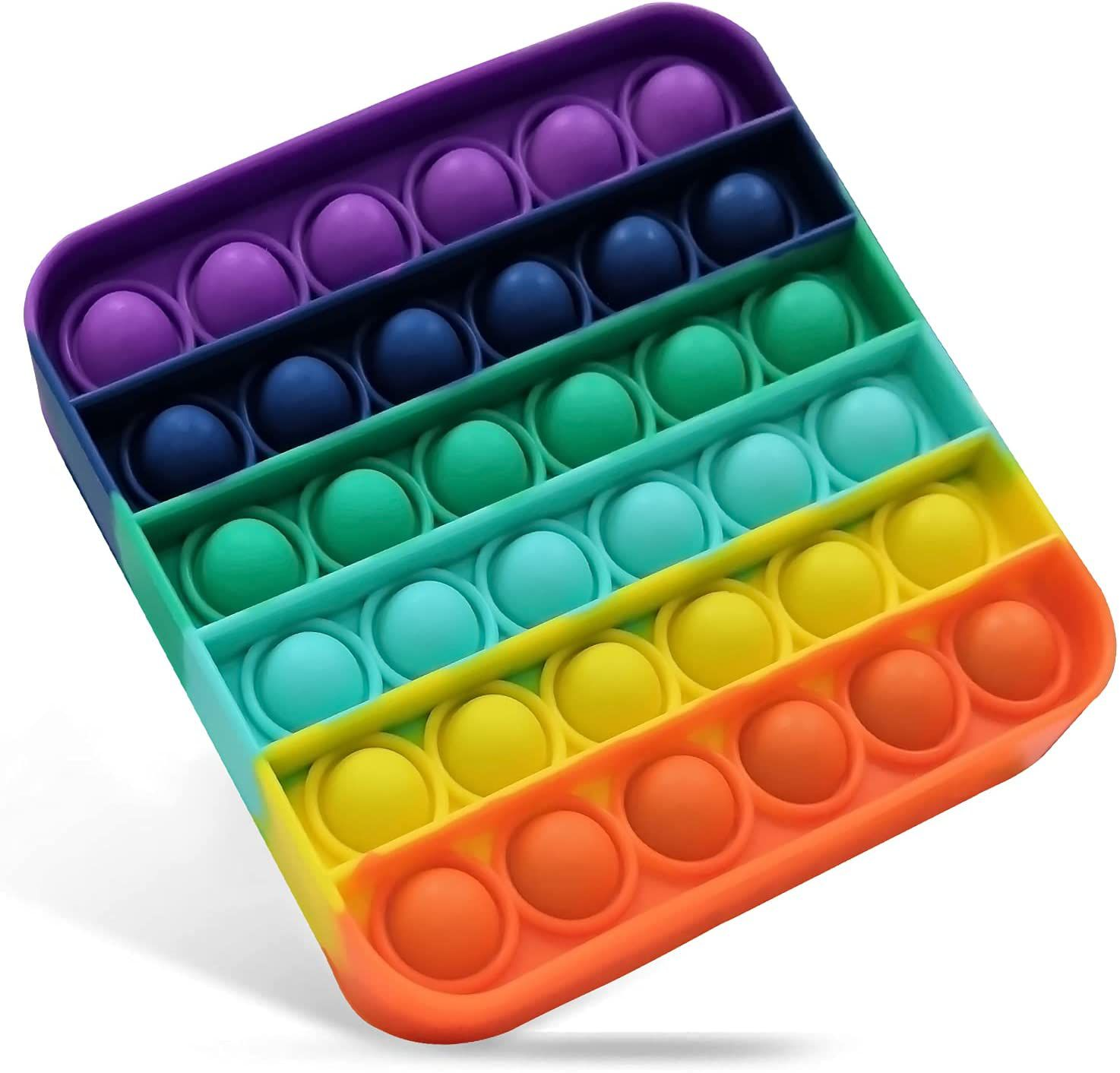 AKSDTH Push and Pop Bubble Fidget Sensory Toy