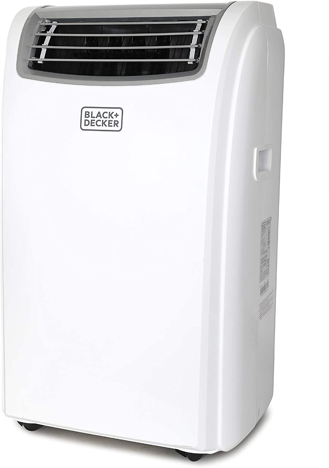 BLACK+DECKER BPACT14HWT Portable Air Conditioner with Heat