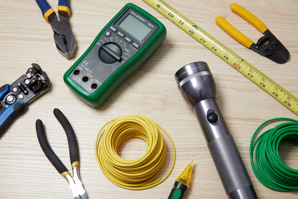 Various electrical tools