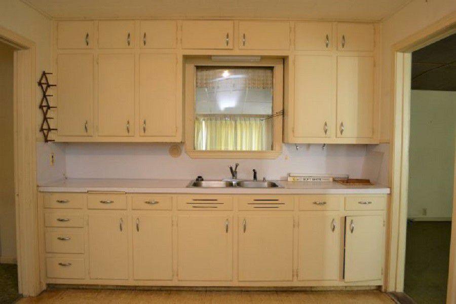 Kristi's Kitchen Before Remodel