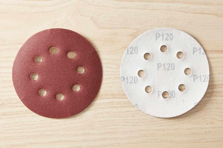 Medium sandpaper 120 grit