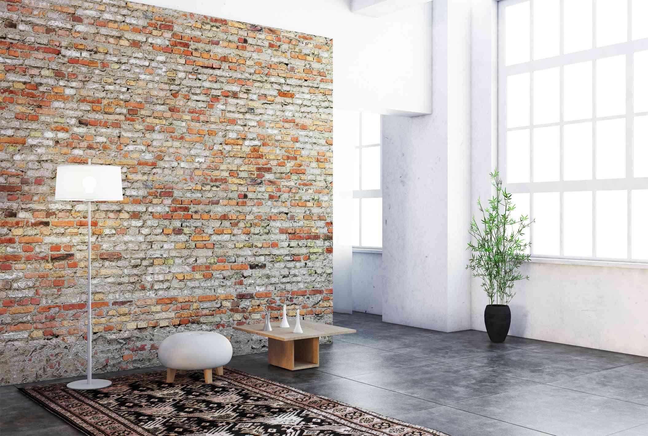 Imagen que muestra piezas de decoración contemporánea en una habitación