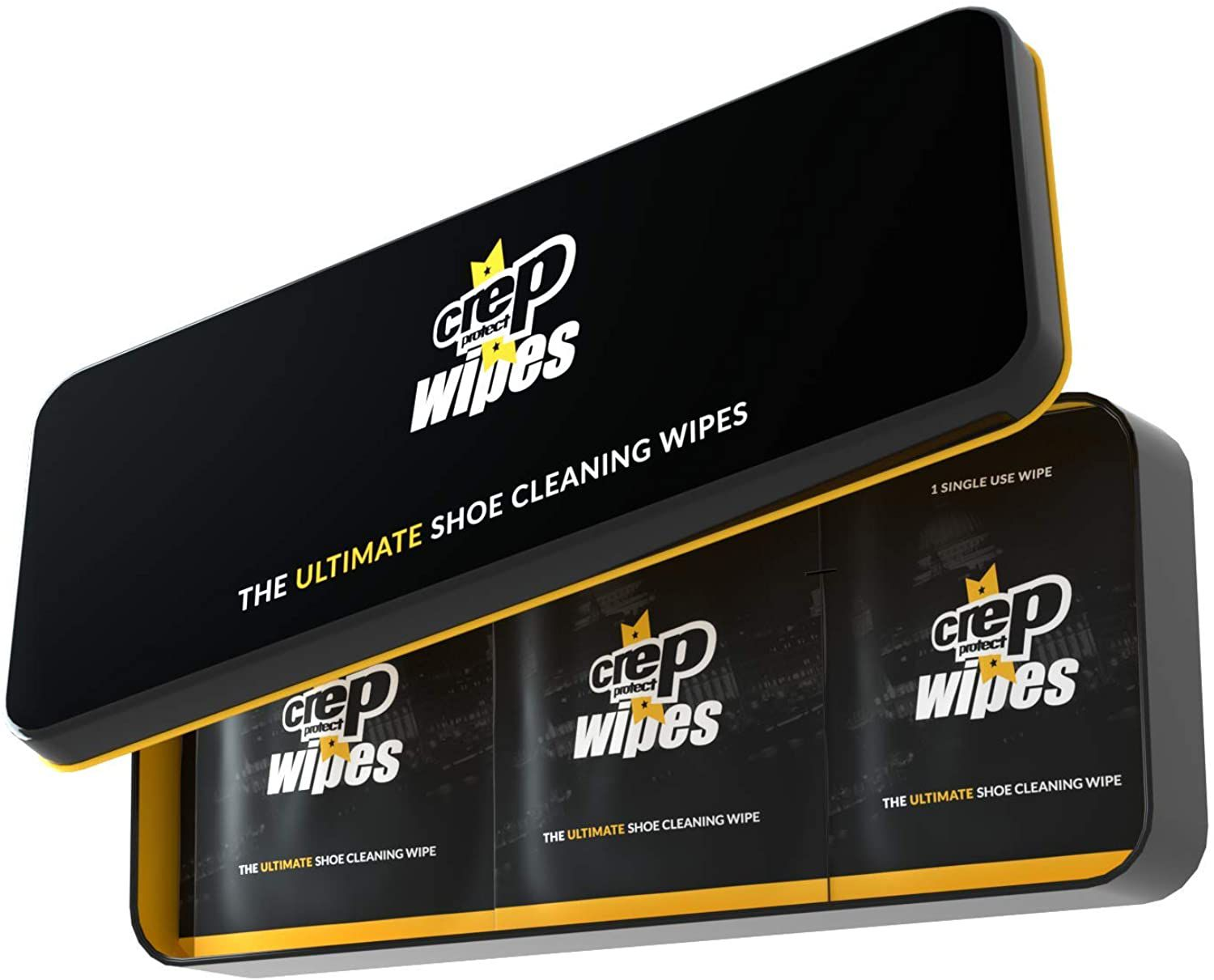 Crep Protect Wipes, 12-Pack
