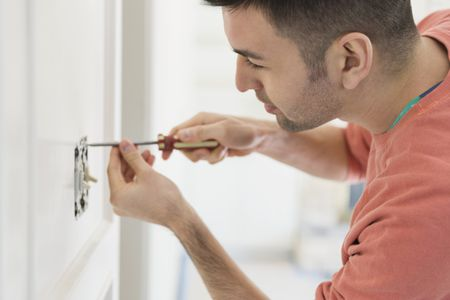 How to Repair an Electrical Wall Switch on wiring fluorescent lights, wiring wall outlets, wiring transformers, 3 lights 2 switches, wiring pendant lights, wiring relays, wiring receptacles, wiring limit switches, wiring ceiling fans, wiring electrical switches, wiring dimmer switch,