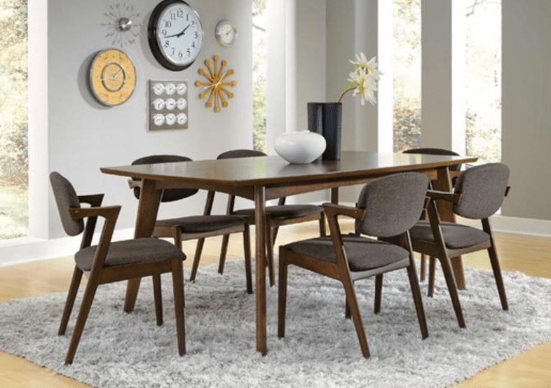 Inspirational Retro Modern Dining Set