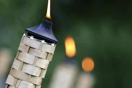 How To Use Tiki Torches