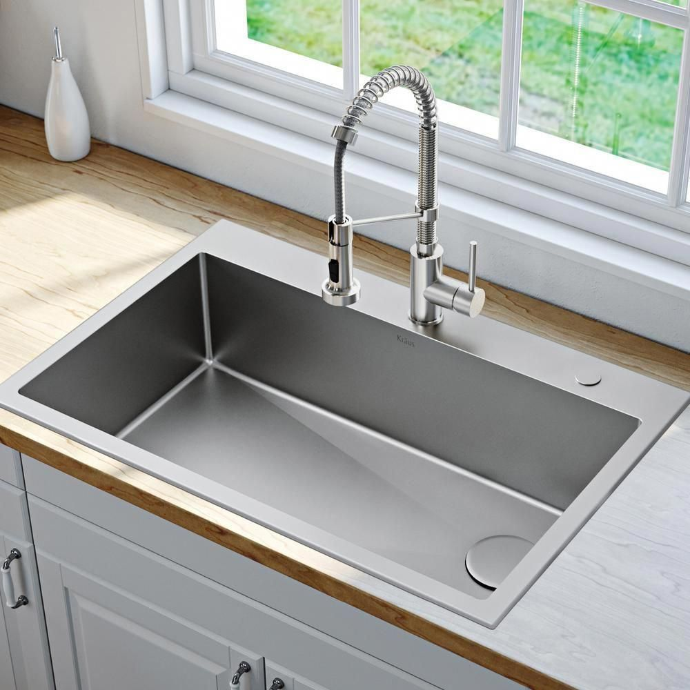 KRAUS Sink