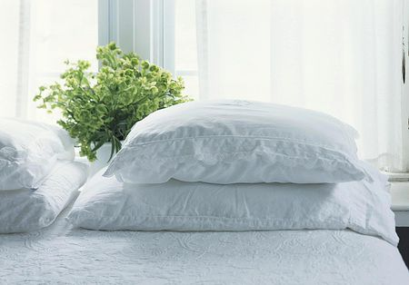 Understanding Bed Pillow Types Fills Firmness And Sizes Awesome Pillow Types Decorative