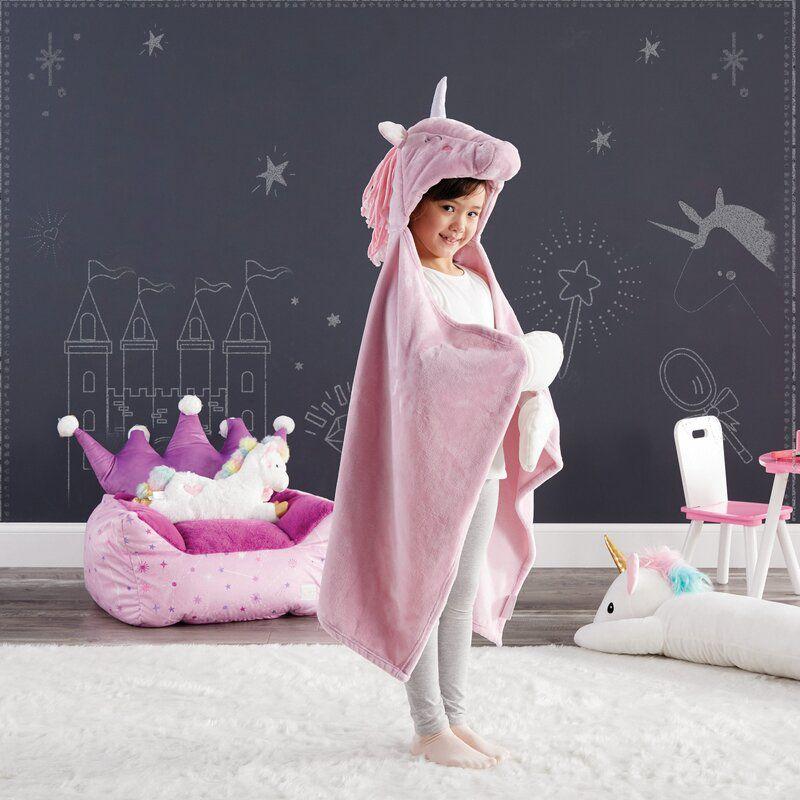 FAO Schwarz Unicorn Blanket