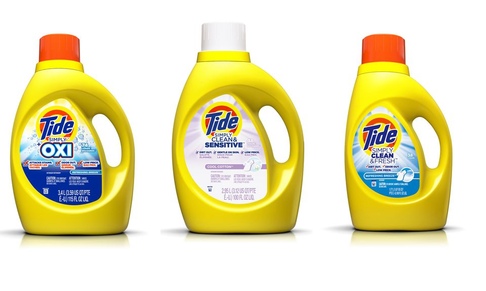Tide Simply Clean 3