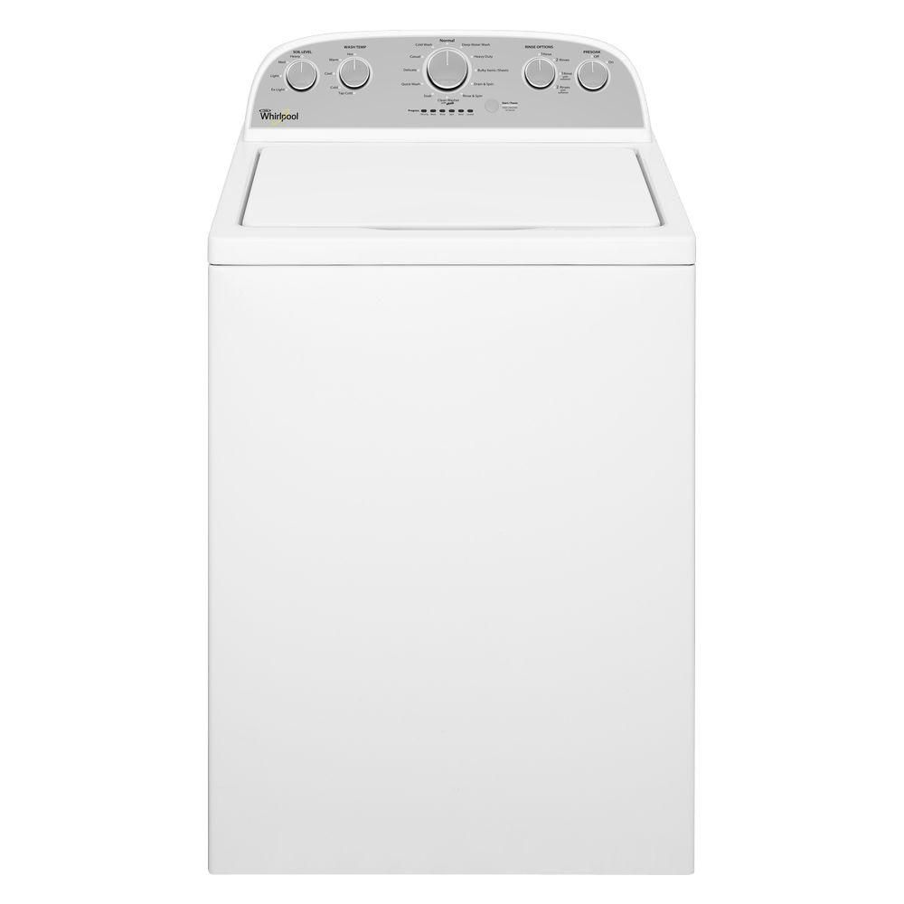 the best top load washer and dryer