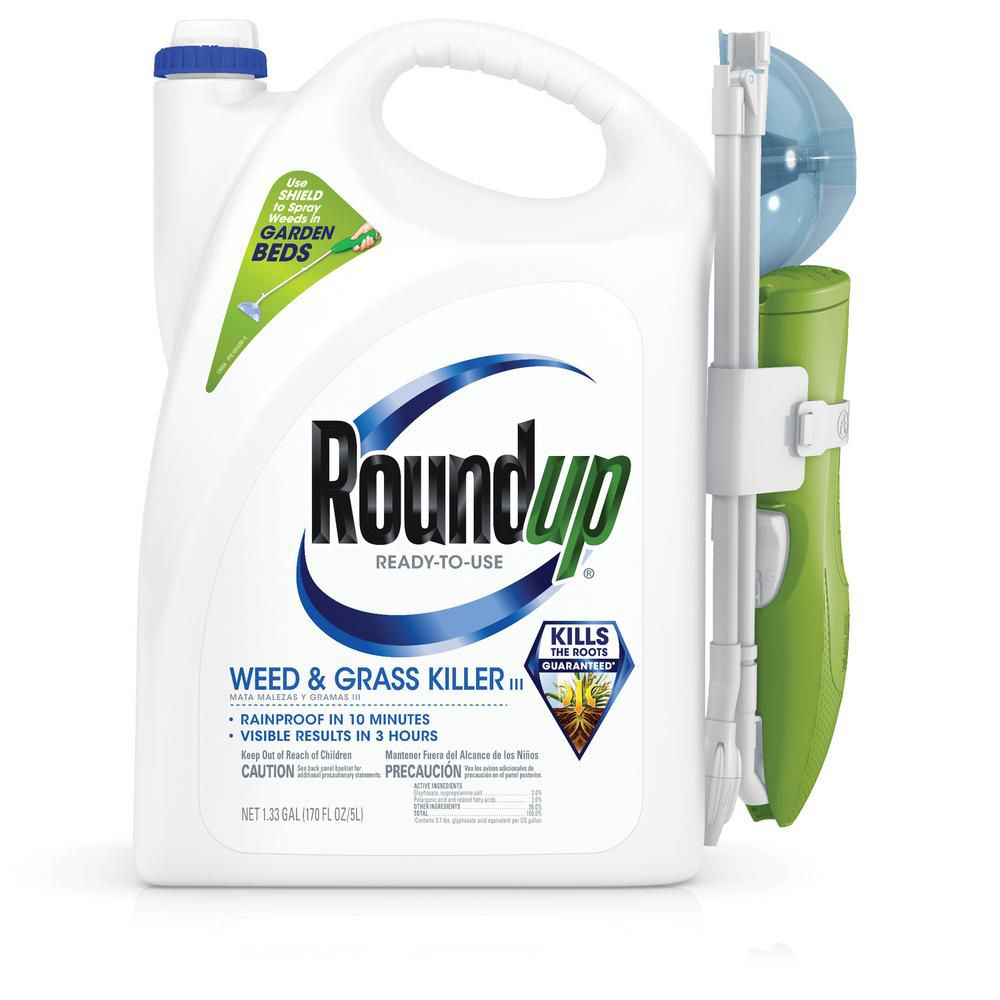Roundup Ready-to-Use Weed and Grass Killer