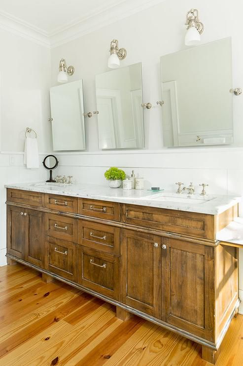 19 French Country Bathroom Design Ideas