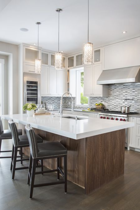 Kitchen Decor Ideas White 3