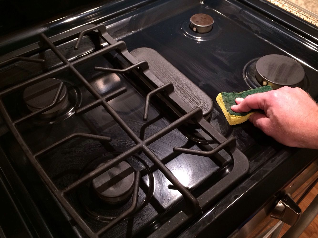 How To Remove Grease With Vinegar