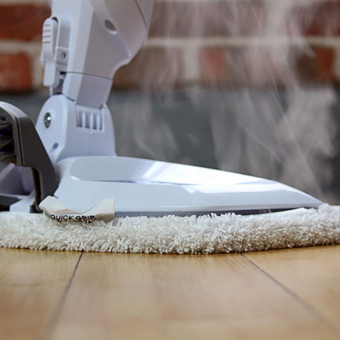 Clean Floors Efficiently With A Steam Mop