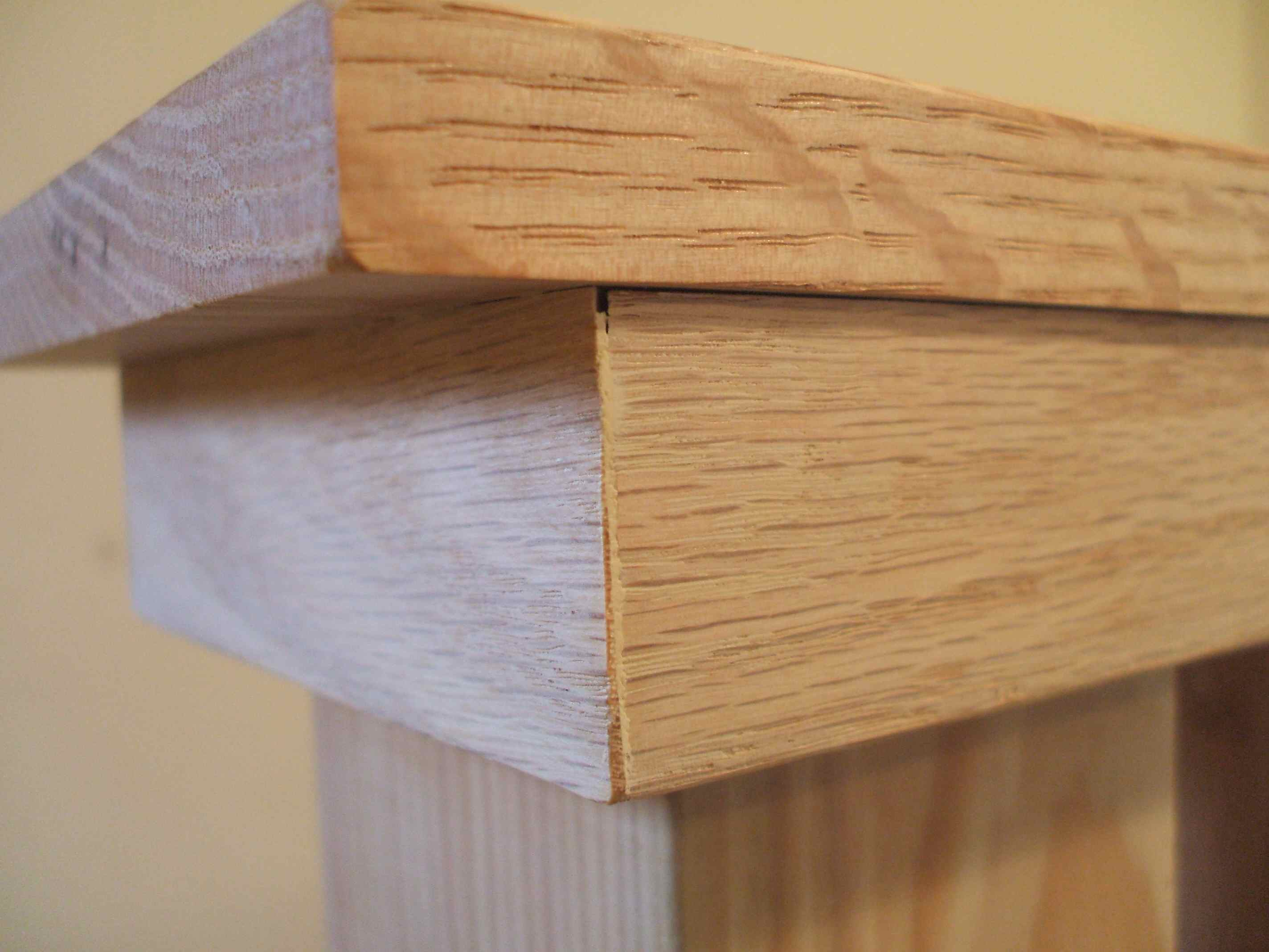 Wood Putty for Strong Bond - Finished Product