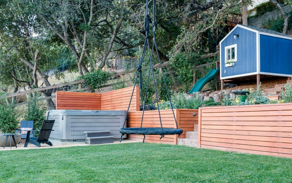 yard designs for kids