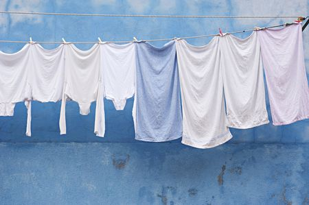 Ways To Keep Line Dried Clothing From Getting Stiff