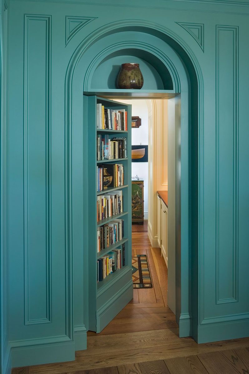 Hidden door ideas