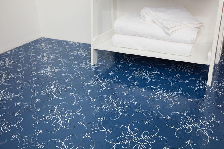 Exploring Vinyl Bathroom Flooring Options, Allure Bathroom Flooring