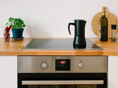 smooth top cooking surface
