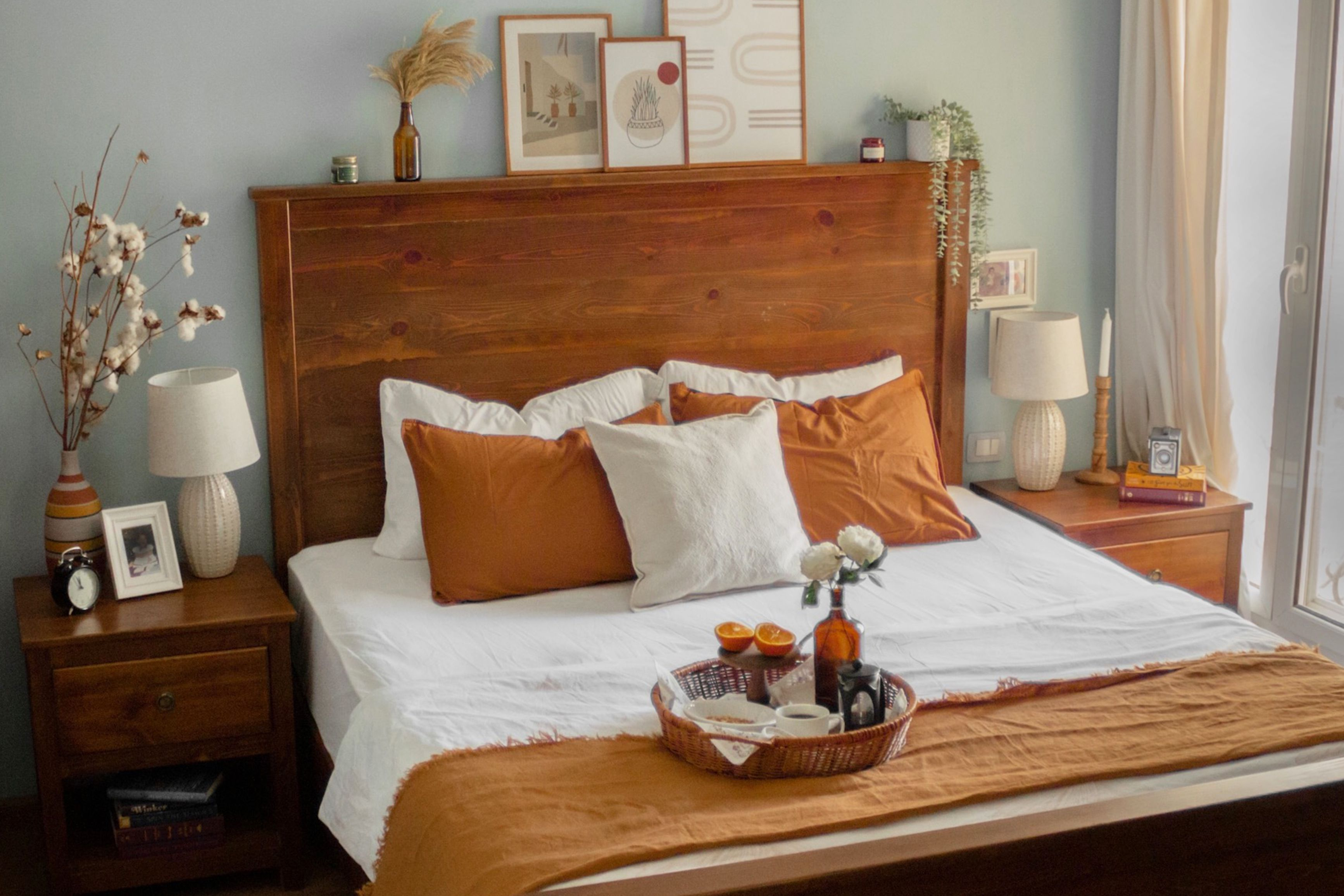 12 Tips for Decorating a Beautiful Bedroom