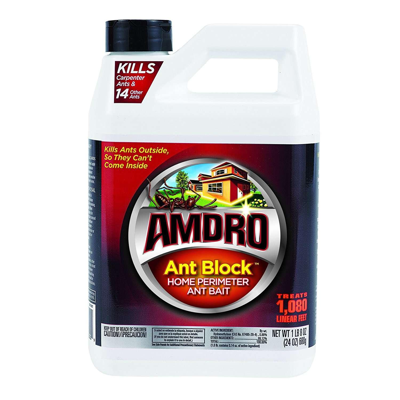 Amdro Ant Block Home Perimeter Ant Bait Granules 24oz