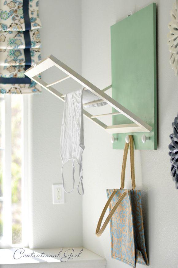 DIY Drying Rack