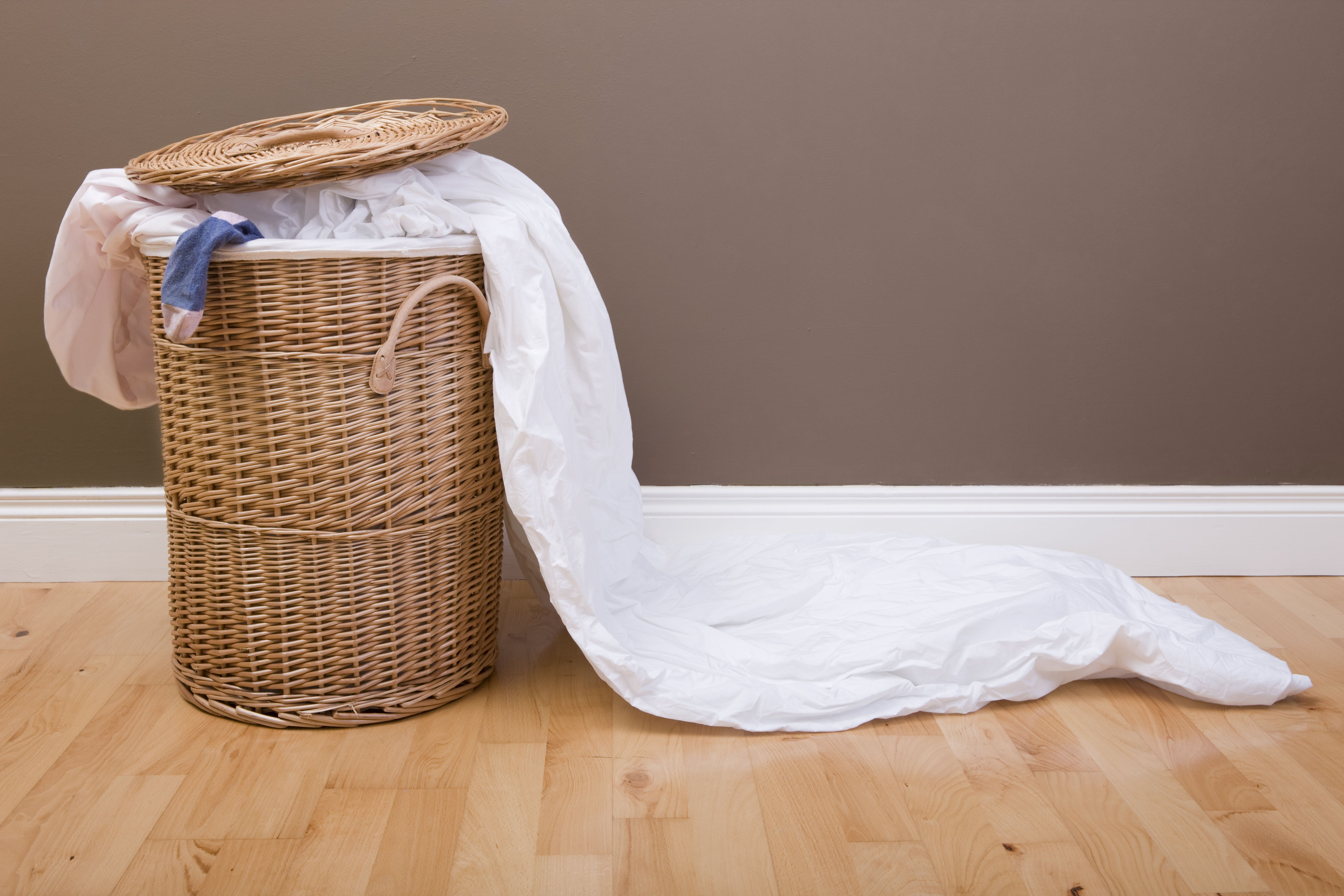 Reduce Dust Mites By Doing Laundry Correctly