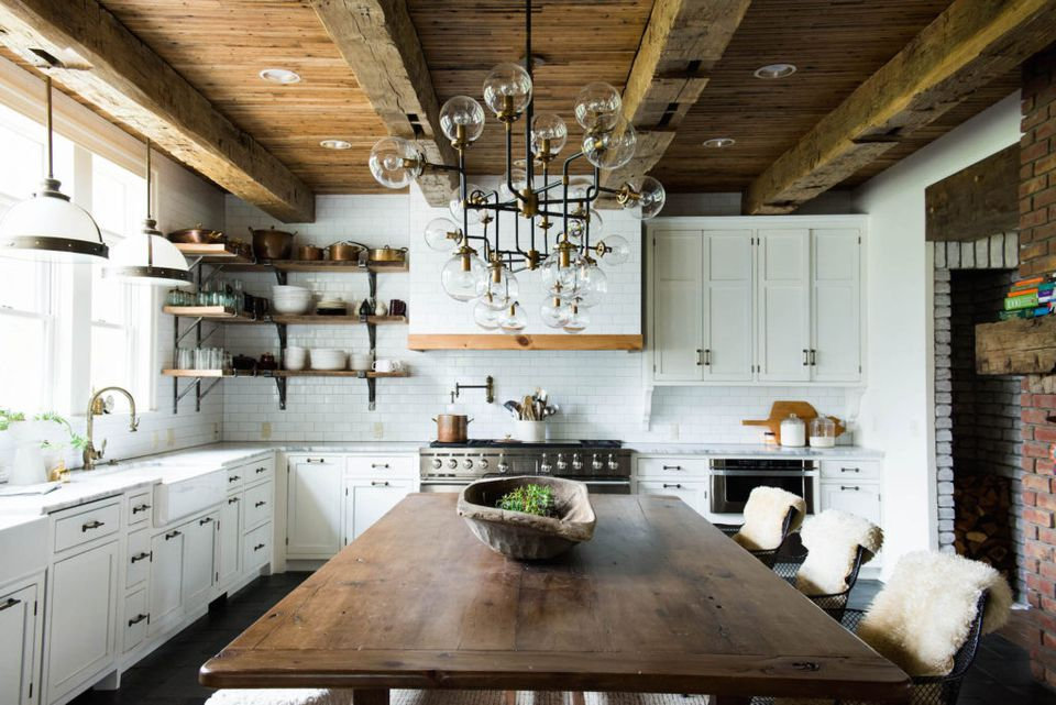 10 Ways to Bring Together Rustic and Mid-century Modern Décor