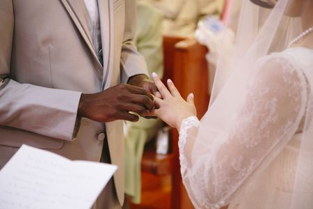 Traditional Christian Wedding Vows.Wedding Ring Ceremony Vows