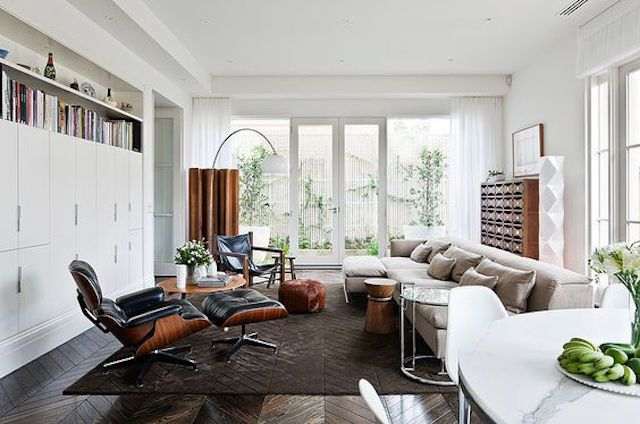 Ways mid century modern furniture can liven up your modern decor