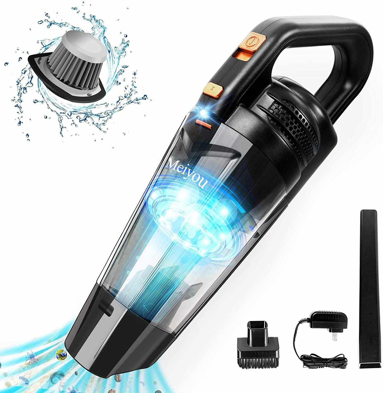 Meiyou Cordless Handheld Vacuum
