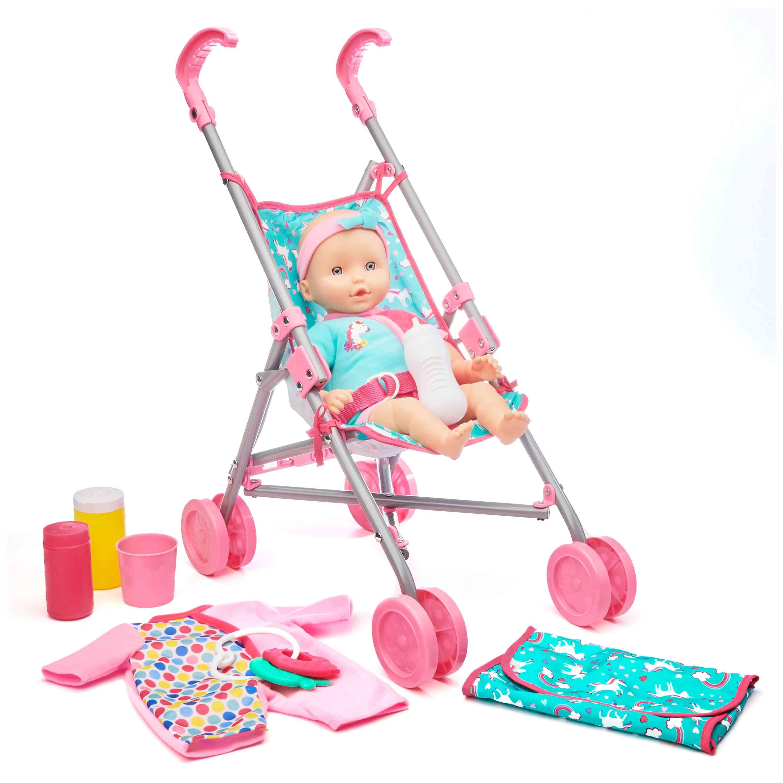 Kid-Connection-Stroller-Set