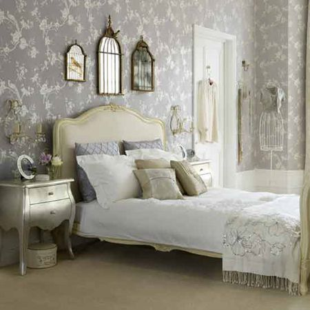 Vintage Bedroom Decorating Ideas And Photos Inspiration Vintage Bedroom Designs