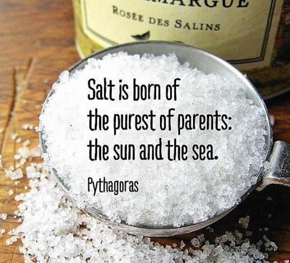 How to Make and Use Your Feng Shui Salt Water Cure