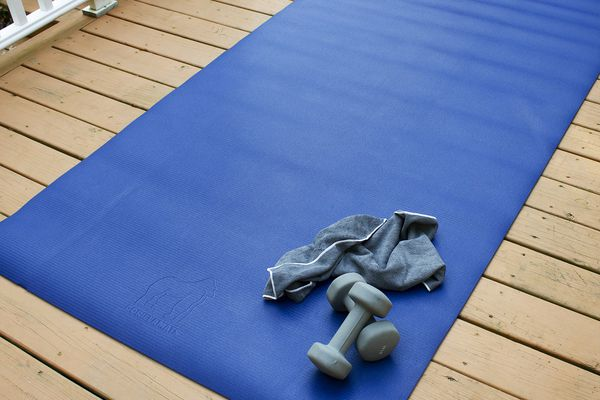 Gorilla Mats Premium Extra-Large Exercise Mat