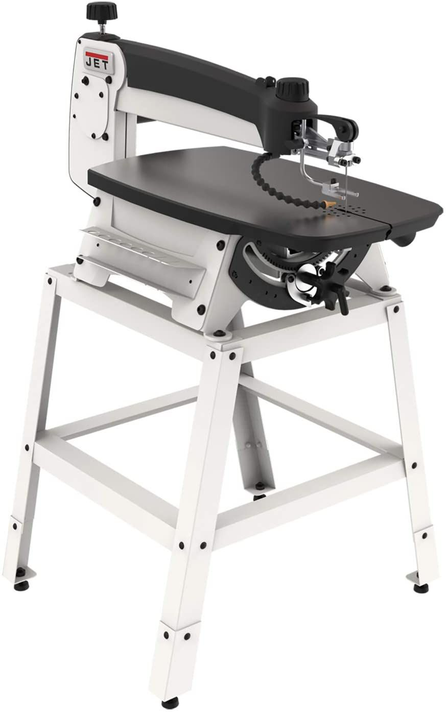 22-Inch Scroll Saw With Stand