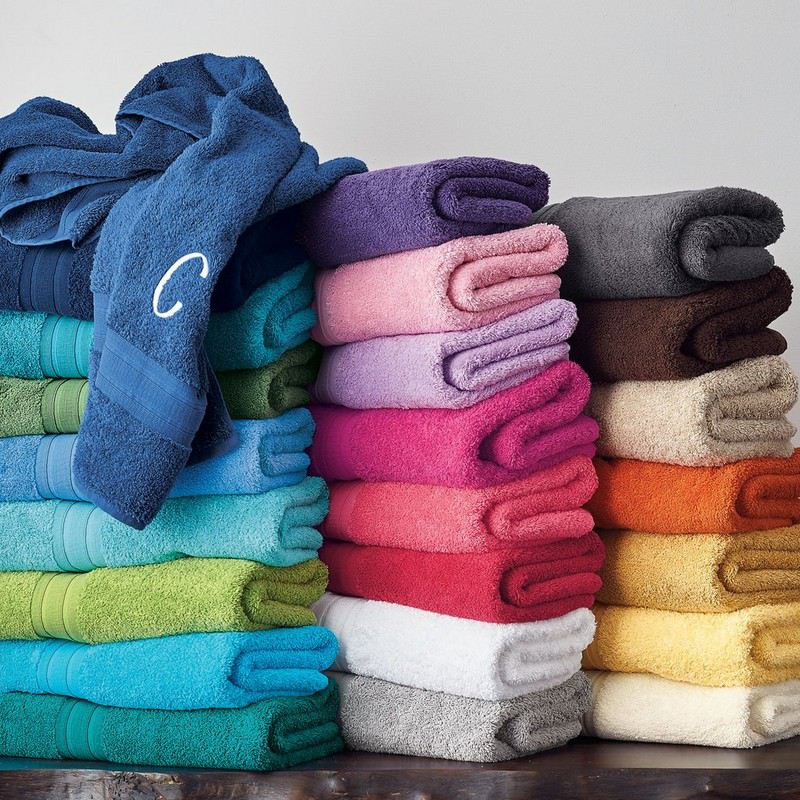 Best Color Selection Company Cotton Turkish Towels