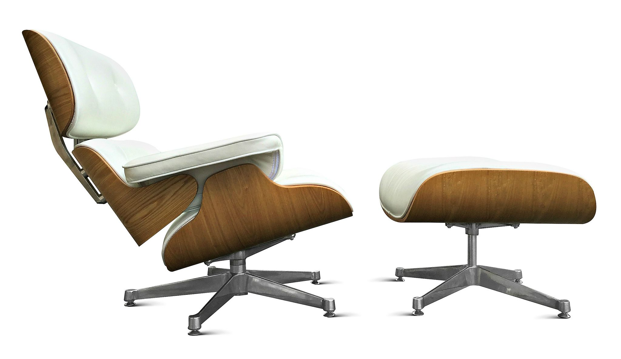 Strange How To Identify A Genuine Eames Lounge Chair Machost Co Dining Chair Design Ideas Machostcouk