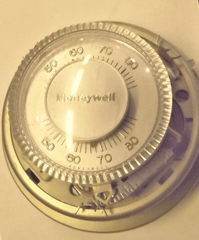 Honeywell Round Thermotat