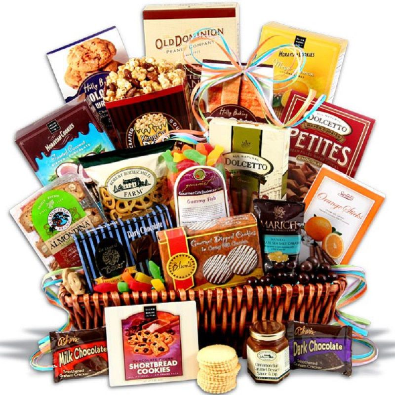 best food gift baskets gourmet gift baskets