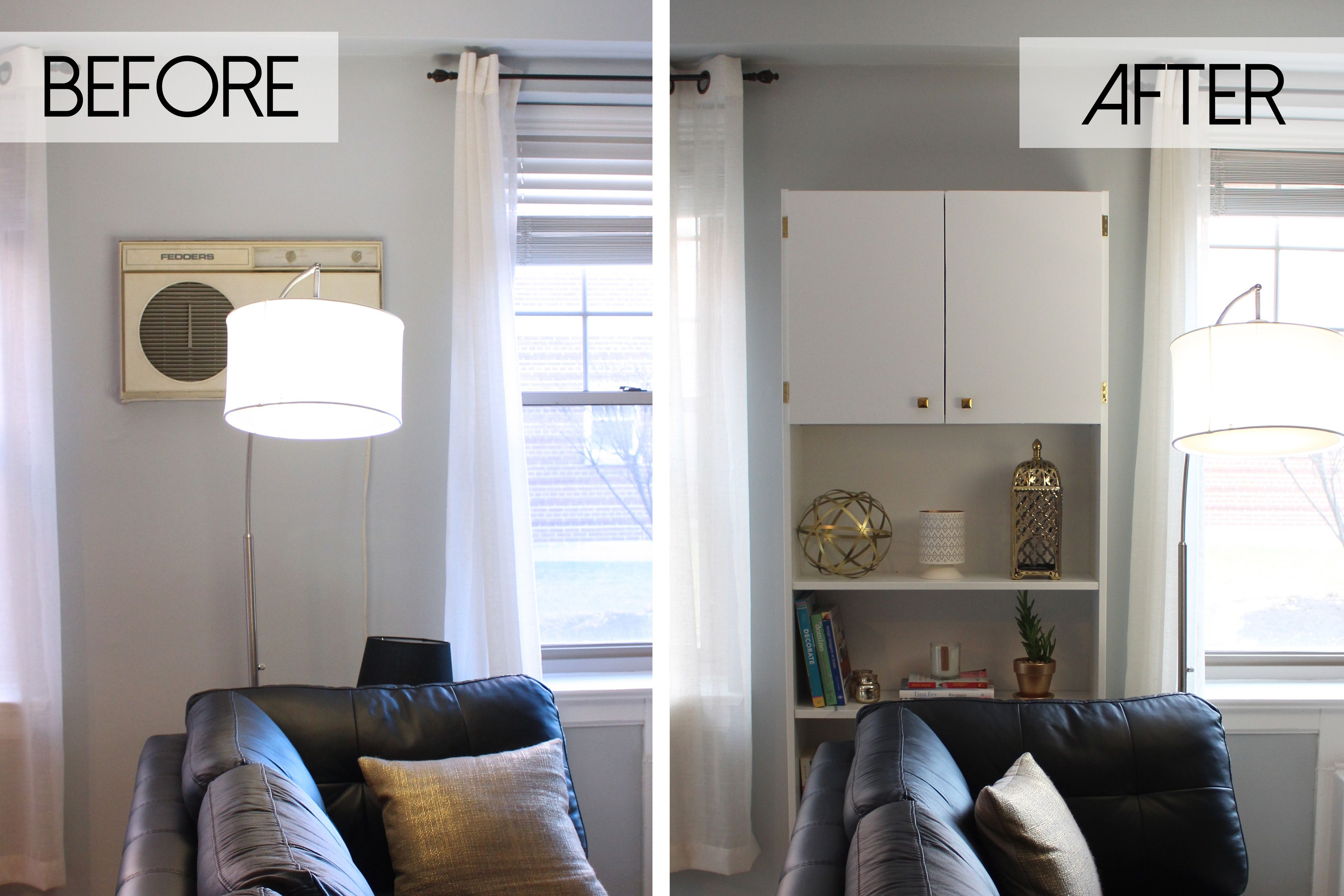 19 Ingenious Ikea Billy Bookcase Hacks