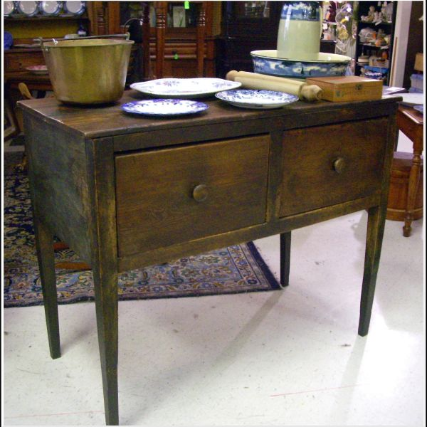A Low Country Sideboard