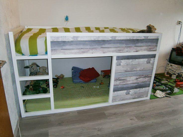 12 Amazing Ikea Kura Bed Hacks For Toddlers