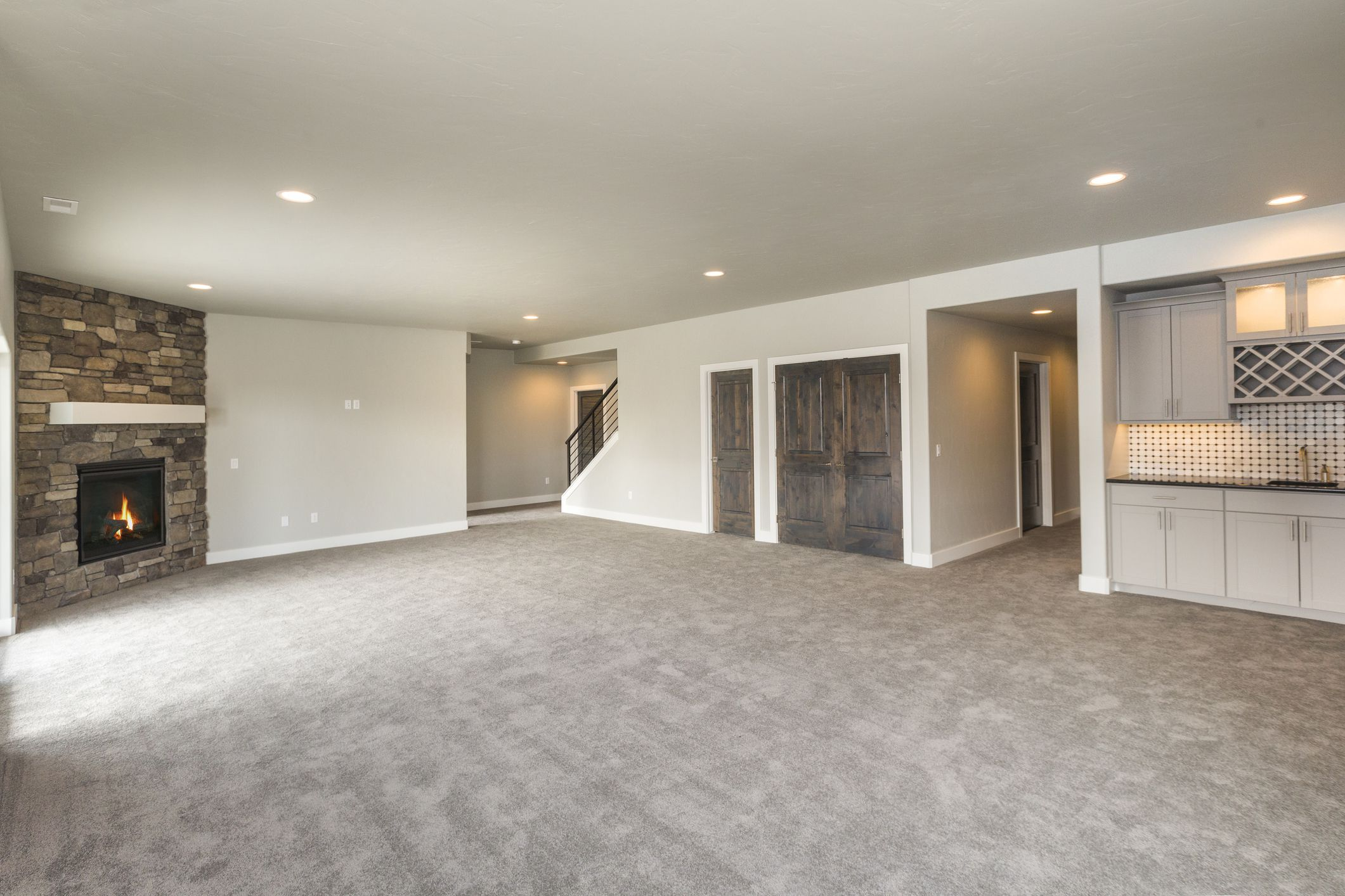 Great Carpeting Ideas For Basements